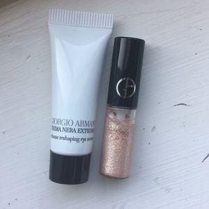 Sephora Makeup - GIORGIO ARMANI Travel Makeup Bundle